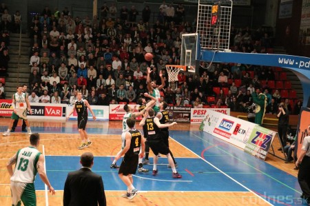 Foto: BC Prievidza - Inter Bratislava 84:68 4