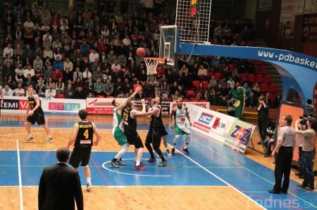Foto: BC Prievidza - Inter Bratislava 84:68 5