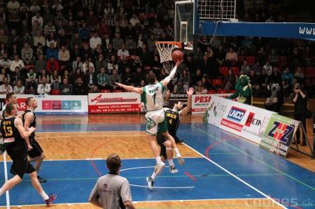 Foto: BC Prievidza - Inter Bratislava 84:68 8