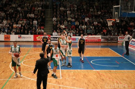 Foto: BC Prievidza - Inter Bratislava 84:68 12