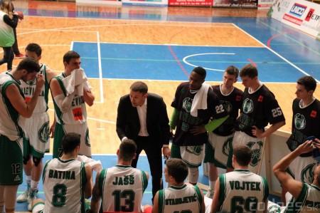 Foto: BC Prievidza - Inter Bratislava 84:68 16