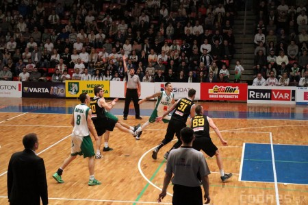 Foto: BC Prievidza - Inter Bratislava 84:68 17