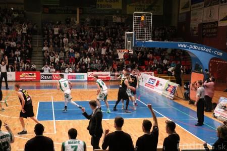 Foto: BC Prievidza - Inter Bratislava 84:68 18