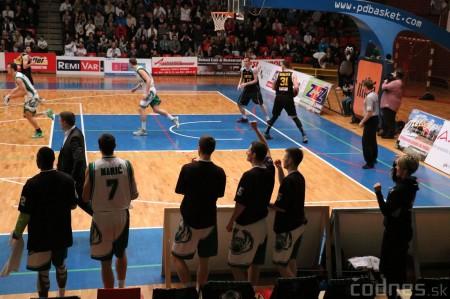 Foto: BC Prievidza - Inter Bratislava 84:68 19
