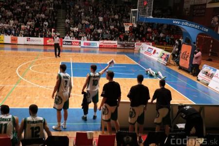 Foto: BC Prievidza - Inter Bratislava 84:68 22
