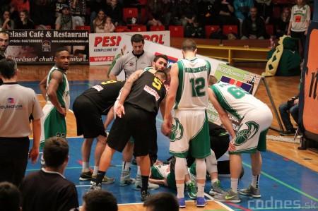 Foto: BC Prievidza - Inter Bratislava 84:68 23