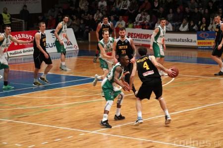 Foto: BC Prievidza - Inter Bratislava 84:68 28