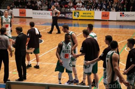 Foto: BC Prievidza - Inter Bratislava 84:68 30