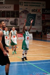 Foto: BC Prievidza - Inter Bratislava 84:68 32