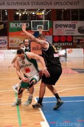Foto: BC Prievidza - Inter Bratislava 84:68 34