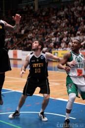 Foto: BC Prievidza - Inter Bratislava 84:68 39