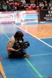 Foto: BC Prievidza - Inter Bratislava 84:68 41