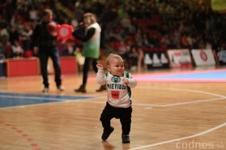 Foto: BC Prievidza - Inter Bratislava 84:68 45