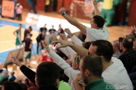 Foto: BC Prievidza - Inter Bratislava 84:68 52