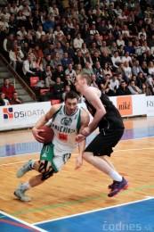 Foto: BC Prievidza - Inter Bratislava 84:68 56