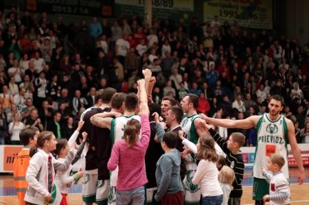 Foto: BC Prievidza - Inter Bratislava 84:68 90