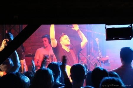 Foto: Lavagance - Halfway to the Grave Tour 2015 - Prievidza Piano 0