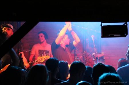 Foto: Lavagance - Halfway to the Grave Tour 2015 - Prievidza Piano 1