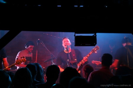 Foto: Lavagance - Halfway to the Grave Tour 2015 - Prievidza Piano 2