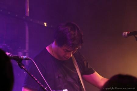 Foto: Lavagance - Halfway to the Grave Tour 2015 - Prievidza Piano 6