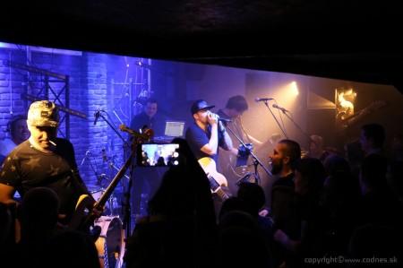 Foto: Lavagance - Halfway to the Grave Tour 2015 - Prievidza Piano 12