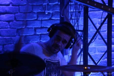 Foto: Lavagance - Halfway to the Grave Tour 2015 - Prievidza Piano 15