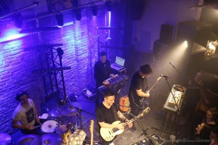 Foto: Lavagance - Halfway to the Grave Tour 2015 - Prievidza Piano 18
