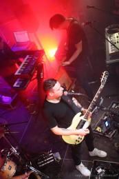 Foto: Lavagance - Halfway to the Grave Tour 2015 - Prievidza Piano 21