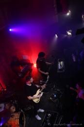 Foto: Lavagance - Halfway to the Grave Tour 2015 - Prievidza Piano 22