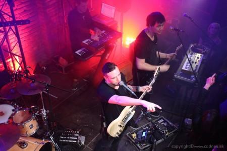 Foto: Lavagance - Halfway to the Grave Tour 2015 - Prievidza Piano 25