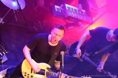 Foto: Lavagance - Halfway to the Grave Tour 2015 - Prievidza Piano 28