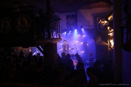 Foto: Lavagance - Halfway to the Grave Tour 2015 - Prievidza Piano 35