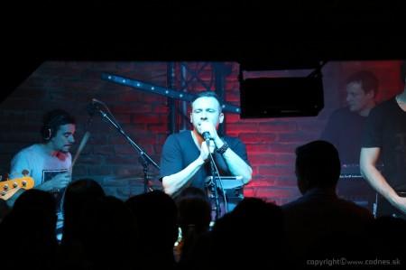 Foto: Lavagance - Halfway to the Grave Tour 2015 - Prievidza Piano 37