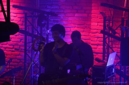 Foto: Lavagance - Halfway to the Grave Tour 2015 - Prievidza Piano 41