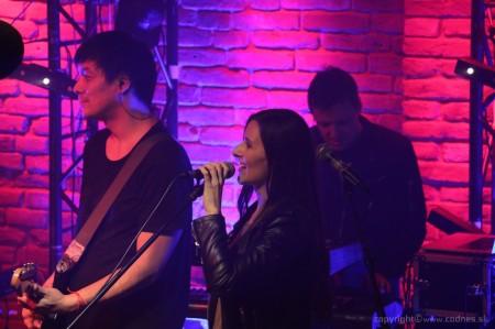 Foto: Lavagance - Halfway to the Grave Tour 2015 - Prievidza Piano 43