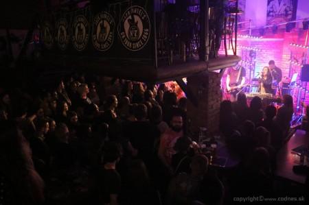 Foto: Lavagance - Halfway to the Grave Tour 2015 - Prievidza Piano 48