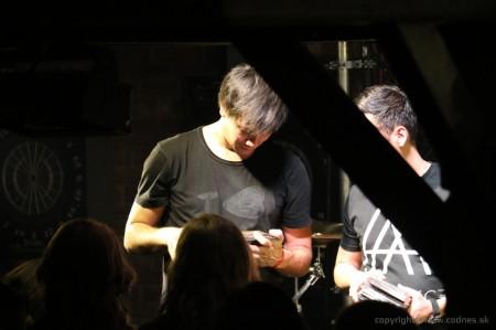 Foto: Lavagance - Halfway to the Grave Tour 2015 - Prievidza Piano 49
