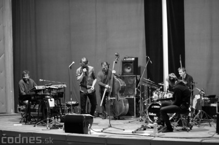 Foto a video: Dan Bárta a Illustratosphere PRVÝ FIFTÝN 2015 - Prievidza 12