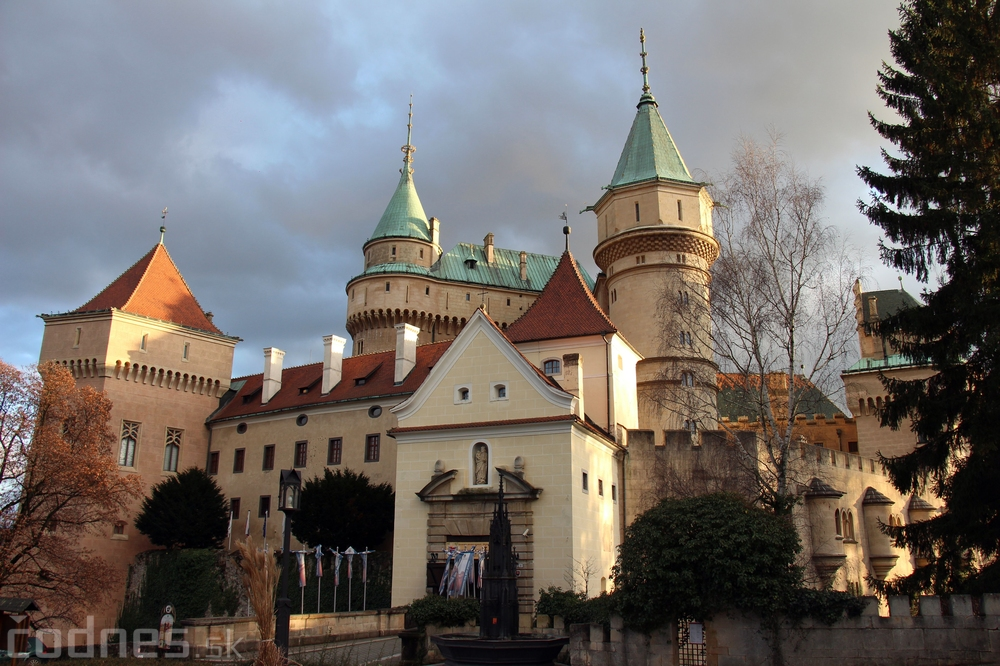 Foto a video: Bojnický kračún 2014