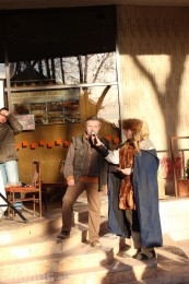 Foto a video: Bojnický kračún 2014 6