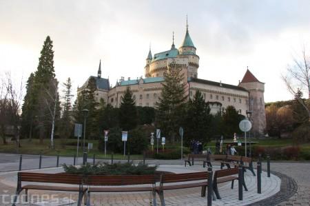 Foto a video: Bojnický kračún 2014 14