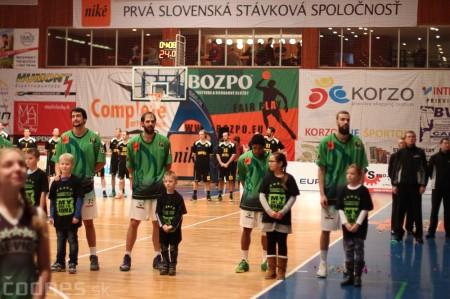 Foto a video: BC Prievidza - Inter Bratislava a lietajúce plyšáky 2014 1