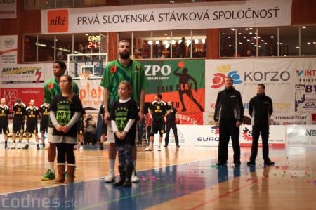 Foto a video: BC Prievidza - Inter Bratislava a lietajúce plyšáky 2014 8