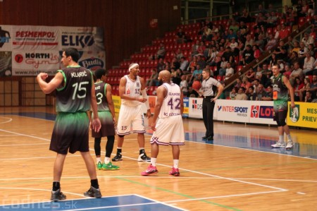 Foto: BC Prievidza - BG Goettingen 73:82 18