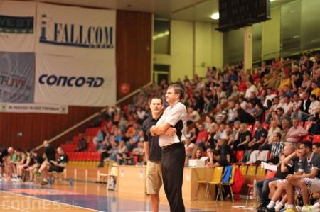 Foto: BC Prievidza - BG Goettingen 73:82 54
