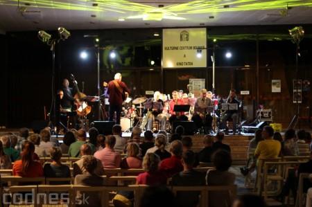 Foto a video: Matúš Jakabčic CZ-SK Big Band - Hudba na korze 2014 1