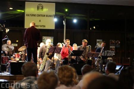 Foto a video: Matúš Jakabčic CZ-SK Big Band - Hudba na korze 2014 5