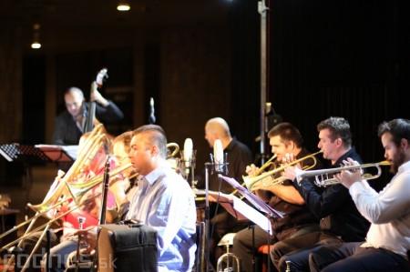 Foto a video: Matúš Jakabčic CZ-SK Big Band - Hudba na korze 2014 9