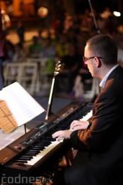 Foto a video: Matúš Jakabčic CZ-SK Big Band - Hudba na korze 2014 18