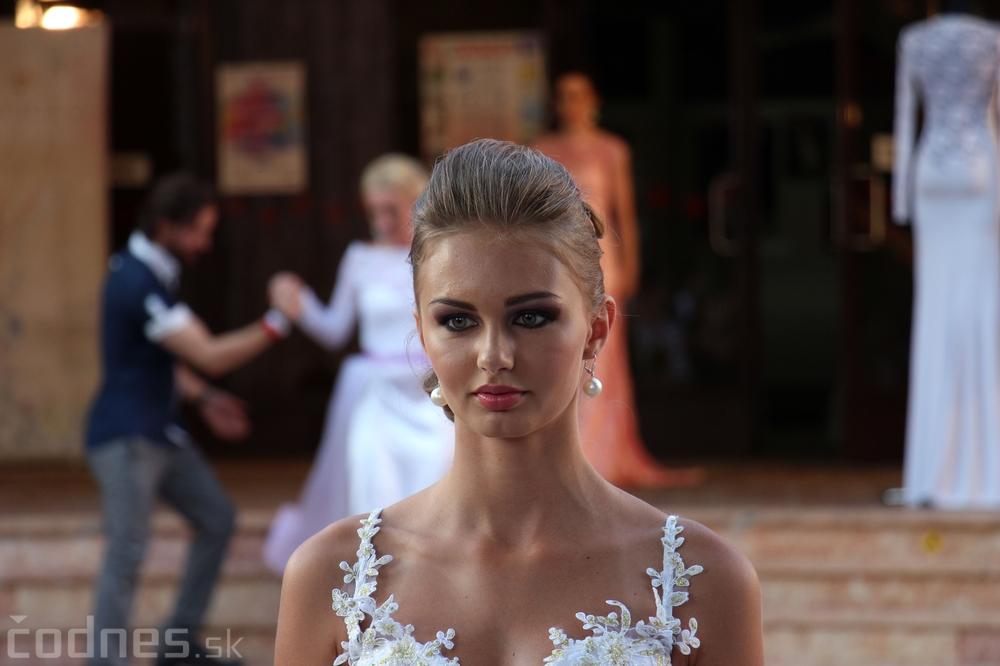 Módna prehliadka - Milada Sabolová - archanjel Bojnice 2014